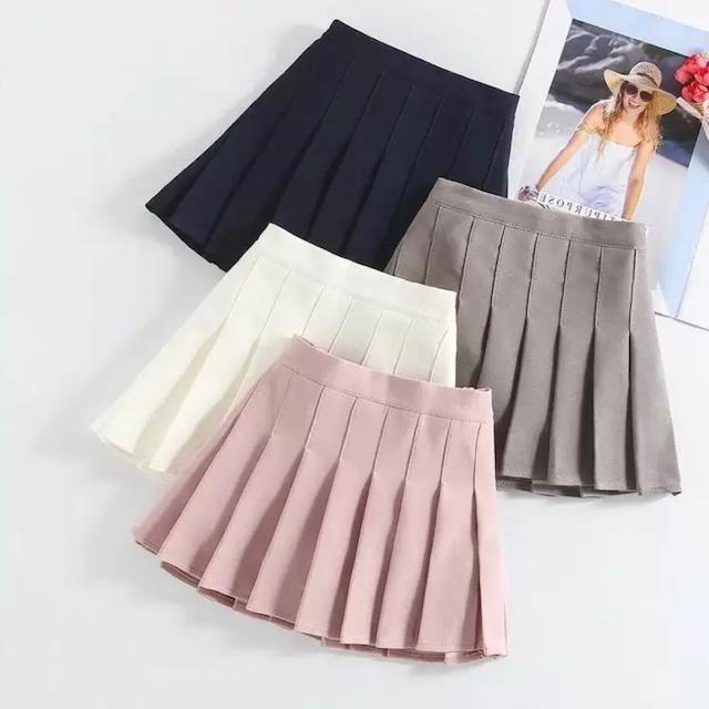 80~160cm 5カラー ★ スカート プリーツスカート ショート丈 制服スタイル