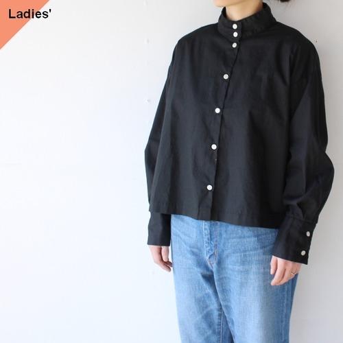 SETTO セット OKKAKE SHIRT  (Black)