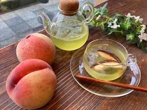 季節のフルーツ静岡茶