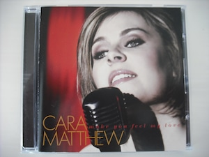 【CD】CARA MATTHEW / MAKE YOU FEEL MY LOVE