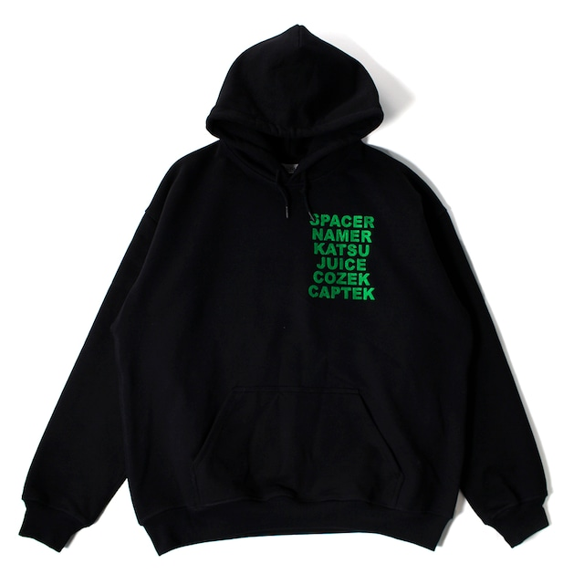 ALL DAY EVERY DAY Katsu Collaboration Hoodie