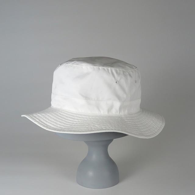 SS20-BD-6 Supima Cotton W-Face Hat WHT