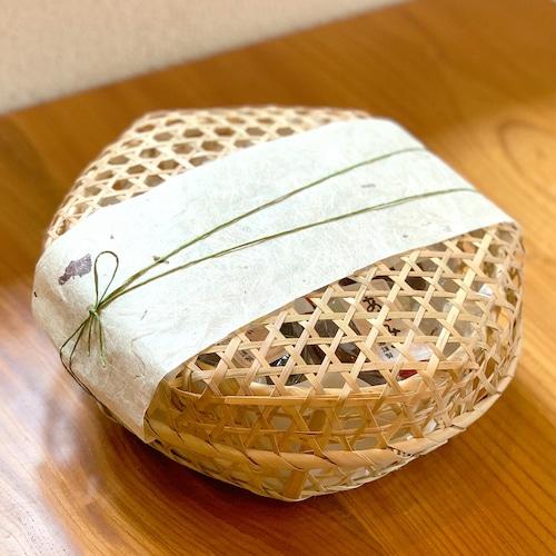 竹籠セット中(5個セット)