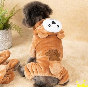 犬 被り物 服 可愛い