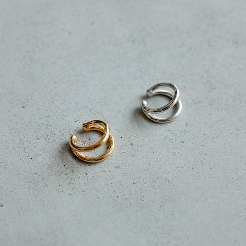 Small Two Strands EarCuff [WM-EC054]