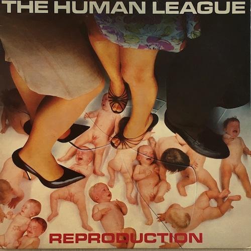【LP・英盤】The Human League  /  Reproduction