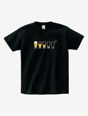 イラストTシャツIL0001BK