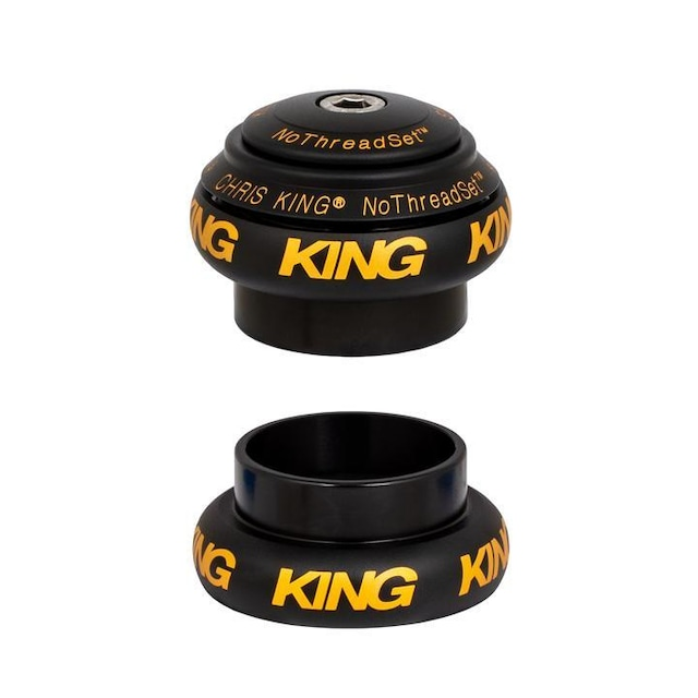 ChrisKing クリスキング NoThreadSet Two Tone Black Gold/2021 Limitted