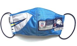 【デザイナーズマスク 吸水速乾COOLMAX使用 日本製】NFL  SPORTS MIX MASK CTMR 1014017