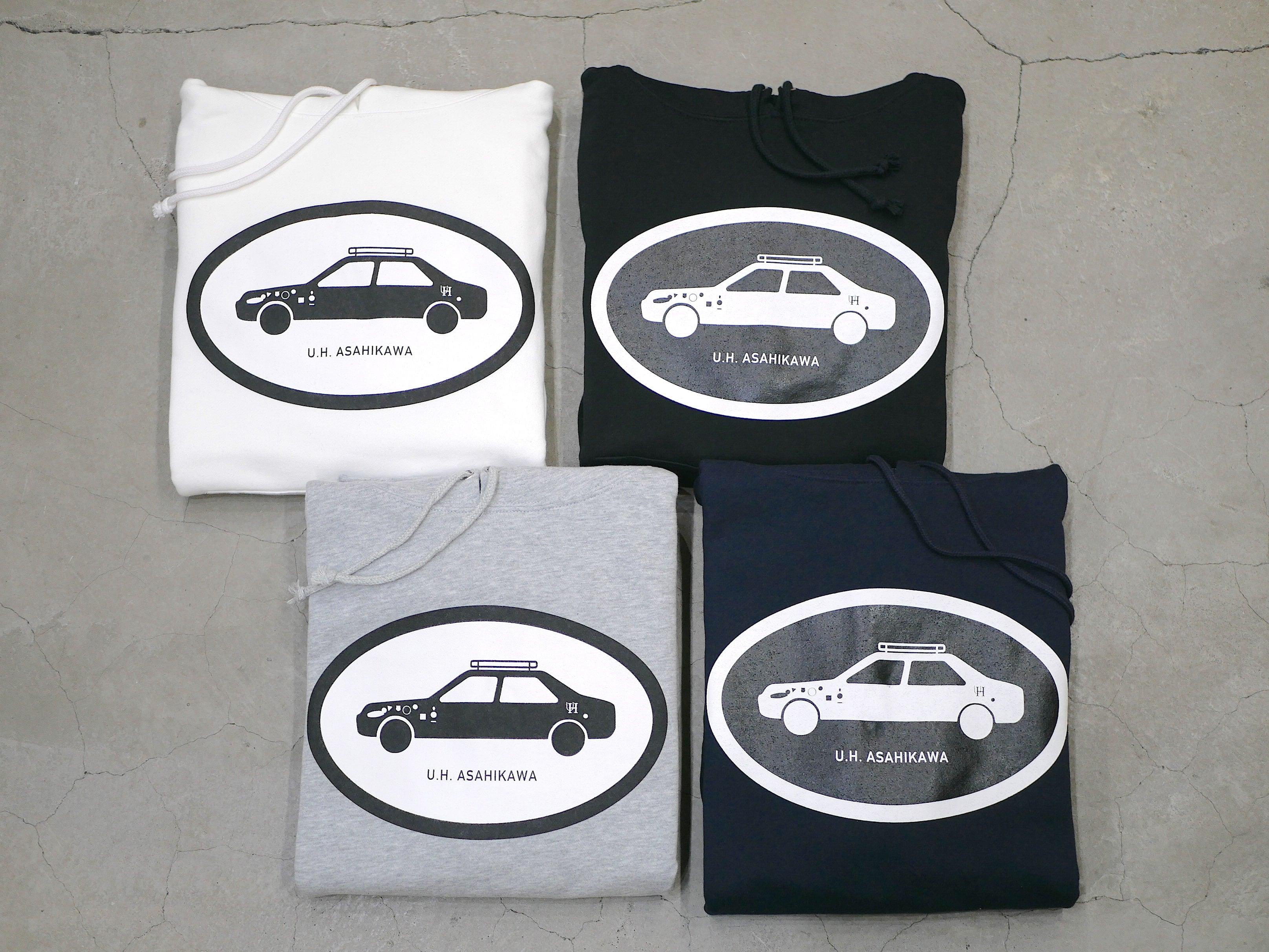 U.H / DRIVE CAR PARKA(DRIVE)