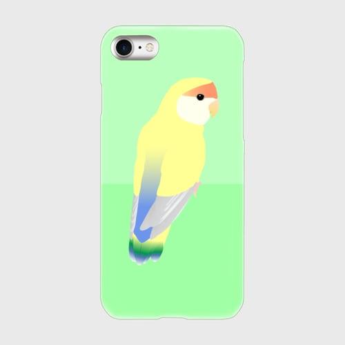 iPhoneケース コザクラインコ オーストラリアンシナモン【各機種対応】