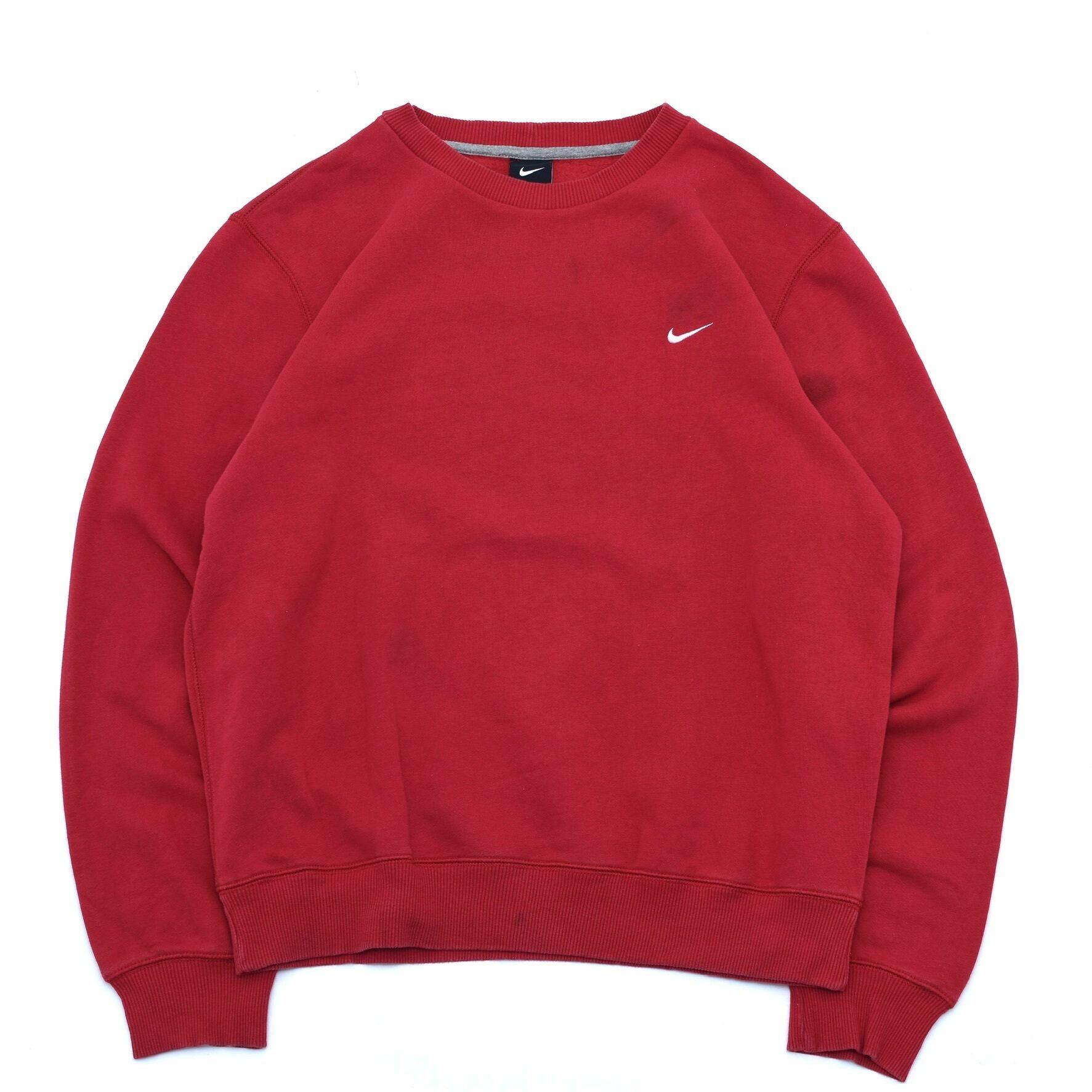 NIKE one point logo sweatshirt