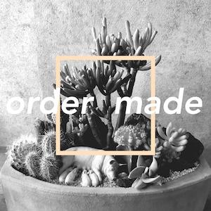 order made 田中さま専用