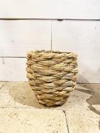 バスケット鉢カバー (Φ21cm×H19cm)※5号鉢サイズ