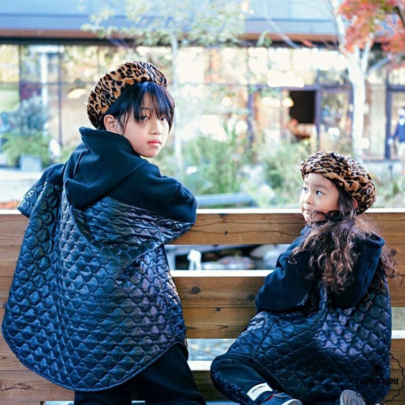 «即納»«Jr.サイズ» dressmonster mix match pullover 2colors