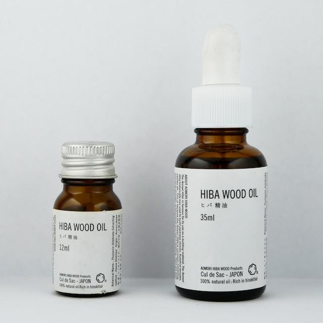 HIBA WOOD OIL 12ml
