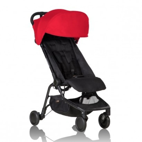 mountain buggy nano travel stroller Ruby マウンテンバギー ナノ