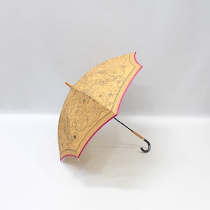 manipuri(マニプリ) 晴雨兼用長傘 マップ [送料無料]