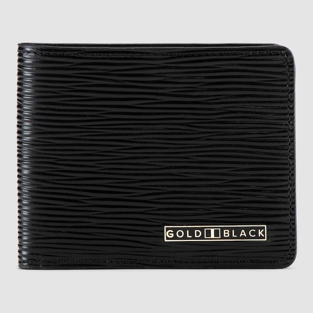 ゴールドブラック(GOLDBLACK) GM WALLET UNICO BLACK