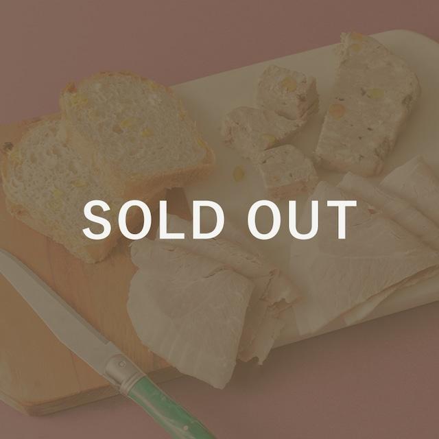 【パーラー江古田】自家製シャルキュトリー・新麦パンとケーキの詰め合わせ