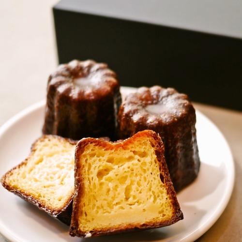 カヌレとチーズケーキのセット【GATEAU  ENSEMBLE】(スイーツ デザート チーズケーキ)の商品画像4