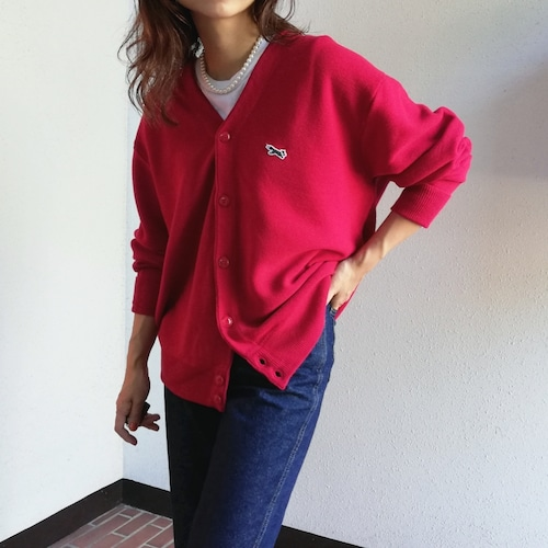 PENNEY'S (THE FOX COLOR CARDIGAN)