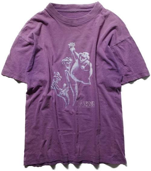 90年代 キャスパー 映画 Tシャツ   CASPER クリスティーナ・リッチ ホラー ヴィンテージ 古着