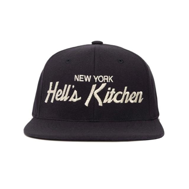 HOOD HAT|HELL'S KITCHEN