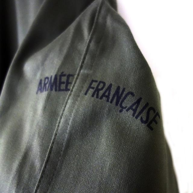 フランス軍 M64フィールドパーカージャケット