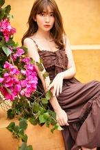 Crochet Front-Tie Summer Dress
