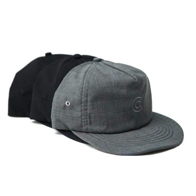 COLONY CLOTHING / TECH WOOL LOGO CAP