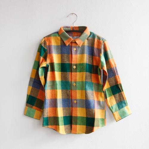《WOLF & RITA 2021AW》ROBERTO shirt / CHELSEA