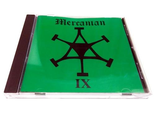 [USED] Mercantan - IX (1993 1995) [CD]