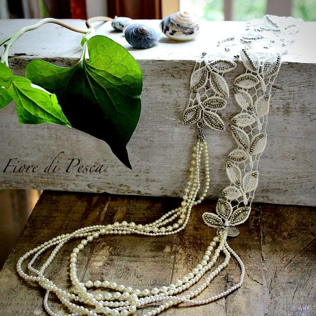 Hepburn Necklace(silver)