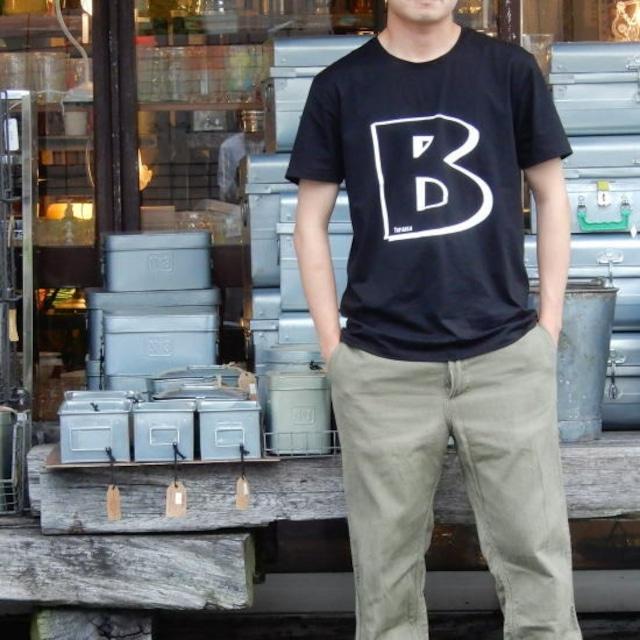 TOPANGA FASHION B-Tシャツ ブラック