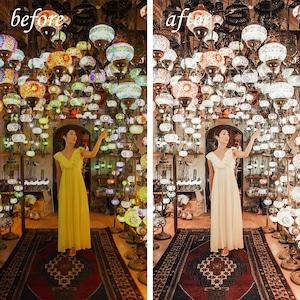 【Asian resortアジアンリゾート】おしゃれ 写真加工フィルター Lightroomプリセット