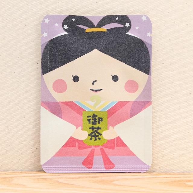織姫茶|ごあいさつ茶
