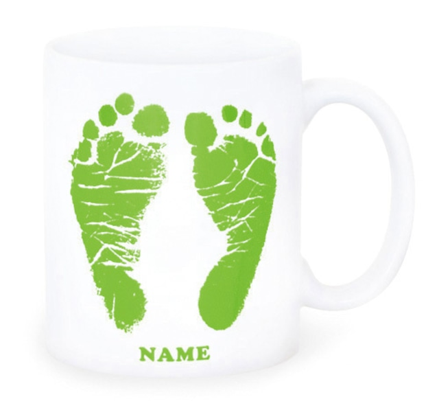 ai mug-white   B-type (LIGHT GREEN)