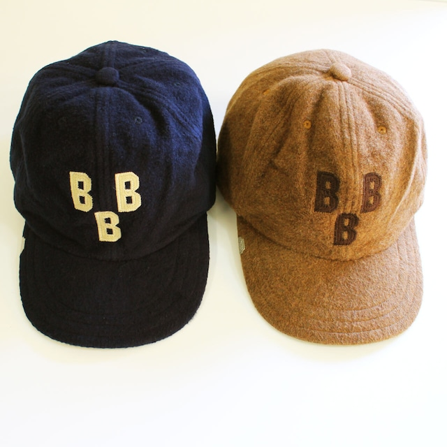 DECHO  デコー×EBETTSFIELD  DEEF-02   NEGRO BALL CAP BUCKLE   -BBB-