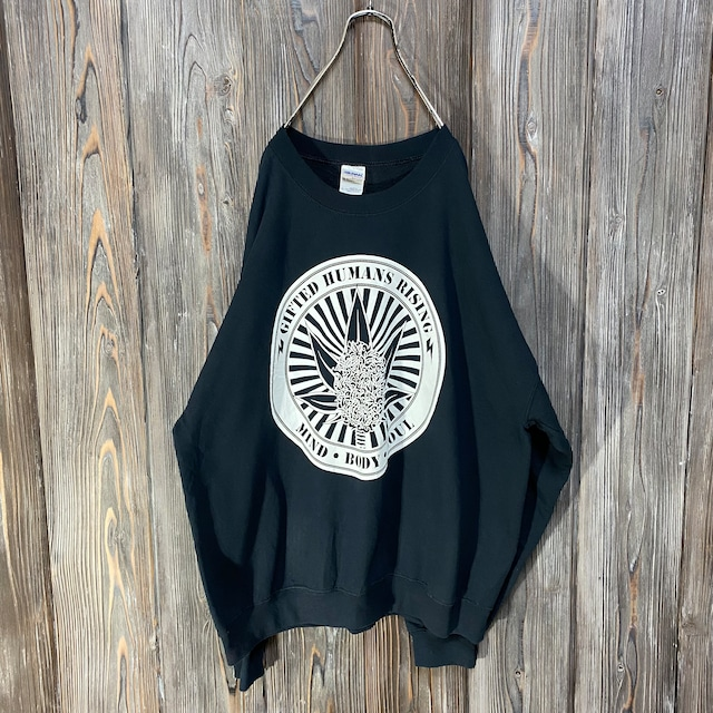 [used]GIFTED HUMANS RISING sweat