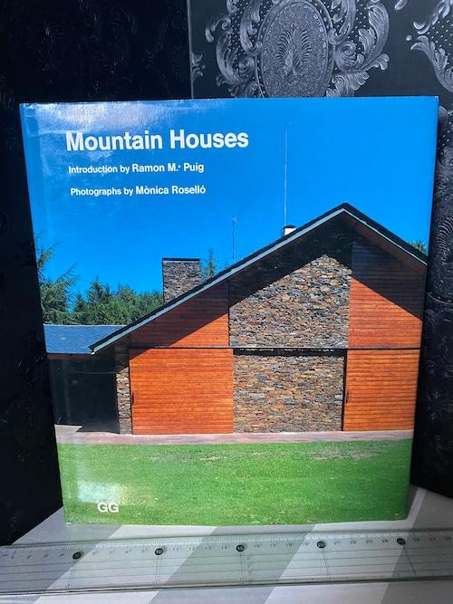 洋書 Mountain Houses