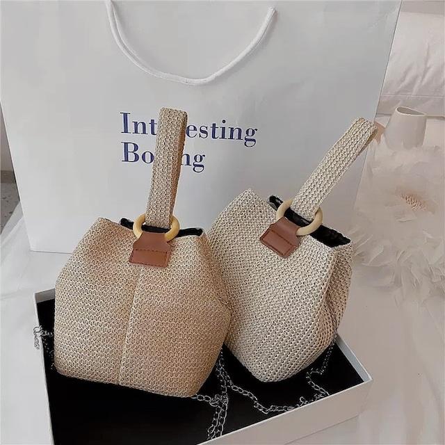 chimaki basket bag
