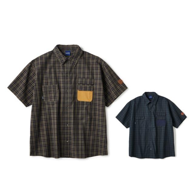 INTERBREED|Plaid Summer Shirts