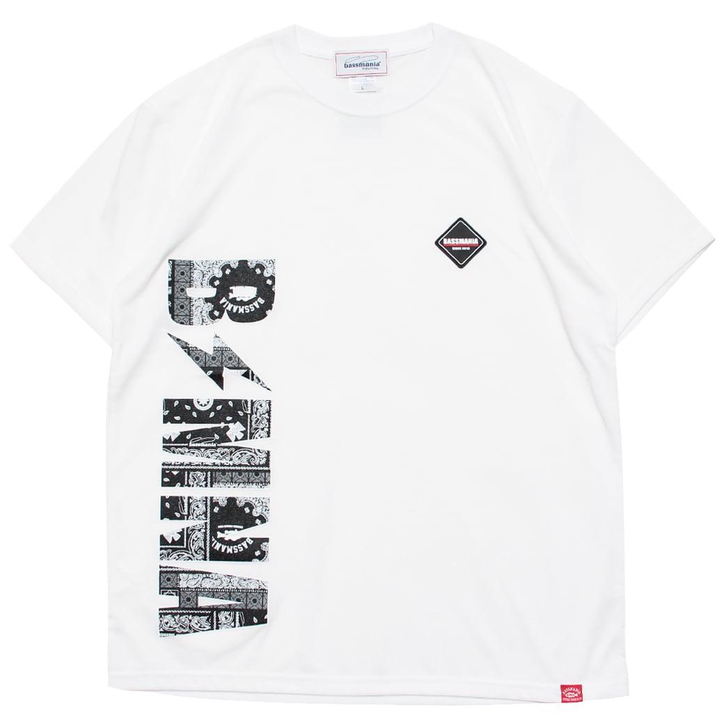 バンダナロゴコットンタッチDRYTシャツ [WHT]