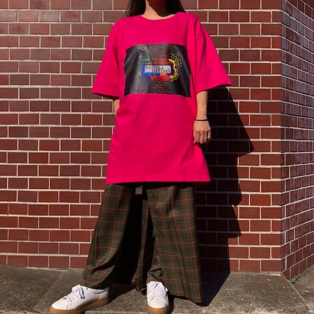 Back stitch T-shirt