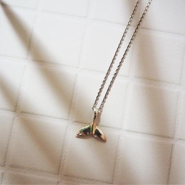 3度目の再入荷♡ Whale-tail Pendant Top《silver925》18380324
