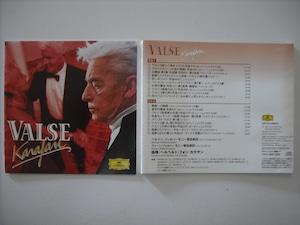 【2CD】HERBERT VON KARAJAN / VALSE
