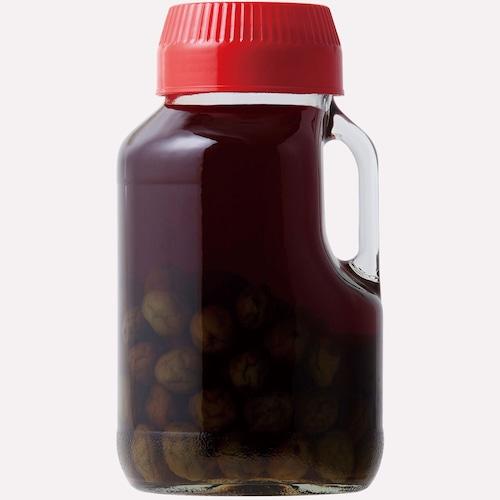 【飲む果実酢】5Lりんご酢漬け梅実(うめみ)