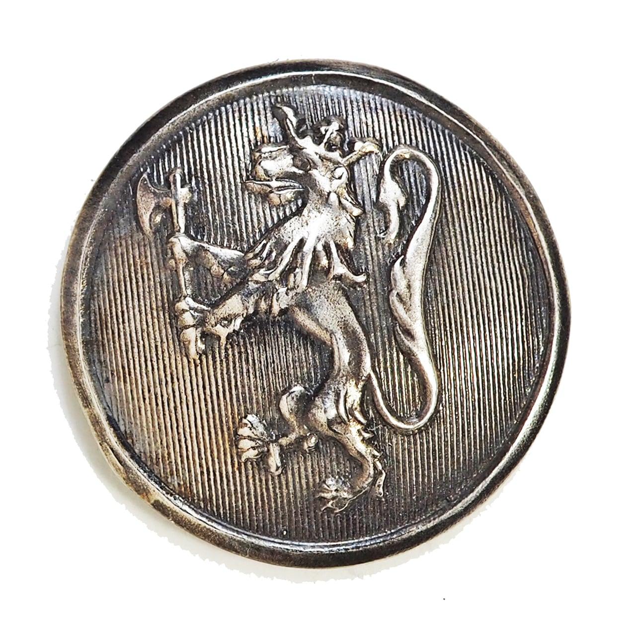 アックスライオン L シルバー / コンチョボタン