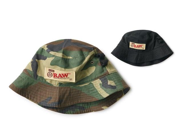 RAW × INTERBREED Rollers Bucket Hat